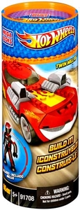 Hot Wheels Mega Bloks Set #91708 Twin Mill III