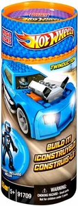 Hot Wheels Mega Bloks Set #91709 Twinduction