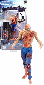 World War Z Movie 6 Inch Action Figure Running Zombie Pre-Order ships July