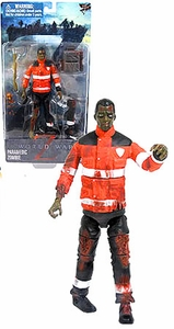 World War Z Movie 6 Inch Action Figure Paramedic Zombie Pre-Order ships July
