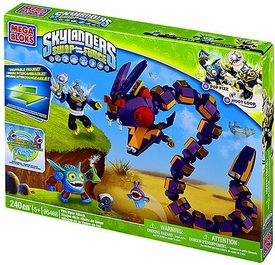 Skylanders SWAP FORCE Mega Bloks Exclusive Set #95468 Fire Viper Attack