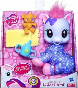 My Little Pony So Soft Lullaby Moon New!