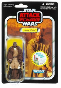 Star Wars 2011 Vintage Collection Action Figure #35 Mace Windu