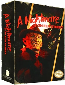 NECA Nightmare on Elm Street Classic Action Figure Freddy Krueger [NES Version] New!