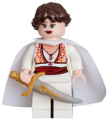 LEGO Prince of Persia LOOSE Mini Figure Tamina with Time Dagger