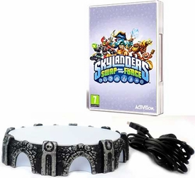 Skylanders SWAP FORCE LOOSE Base Set XBOX 360 [Includes 360 Video Game, Portal]