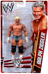 Mattel WWE Wrestling Basic Series 33 Action Figure #56 Dolph Ziggler
