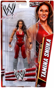 Mattel WWE Wrestling Basic Series 33 Action Figure #59 Tamina Snuka