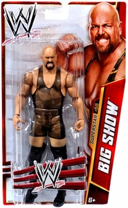 Mattel WWE Wrestling Basic Series 33 Action Figure #55 Big Show