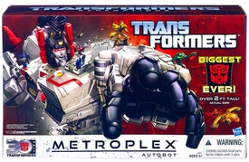 Transformers Generations Titan Action Figure Metroplex
