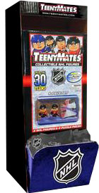 TeenyMates NHL Series 1 Booster BOX [32 Packs]