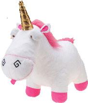 Despicable Me 2 Toy Factory 13 Inch JUMBO Plush Fluffy Unicorn