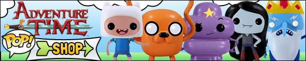 Adventure Time Funko Pop Figures