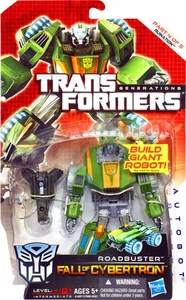 Transformers Generations Deluxe Action Figure Roadbuster [Fall of Cybertron]