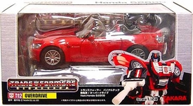 Transformers Takara Binaltech BT-12 Overdrive Honda S2000