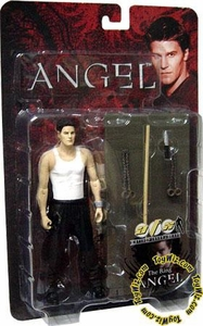Buffy the Vampire Slayer Angel Figure Series 4