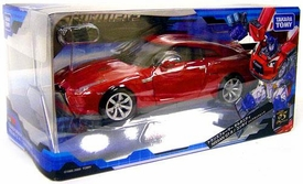Transformers Takara Alternity A-01 Nissan GT-R Baburian Optimus Prime [Red]
