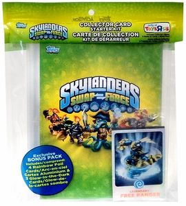 Topps Skylanders Swap Force Trading Card Starter Kit BLOWOUT SALE!