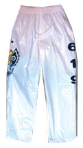 Official Kids Size Rey Mysterio Replica Pants [White]
