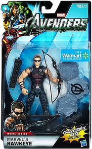Marvel Legends Avengers Movie Exclusive 6 Inch Action Figure Marvel's Hawkeye [Includes Collector's Base]