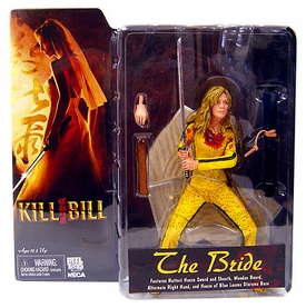NECA Kill Bill 7 Inch Action Figure The Bride