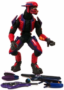 Halo Action Figures Loose Figure 1/6 Scale Series 2 Red Elite