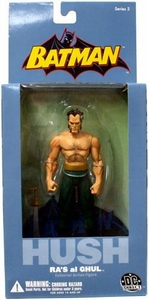 Batman DC Direct Hush Series 3 Action Figure Ra's Al Ghul