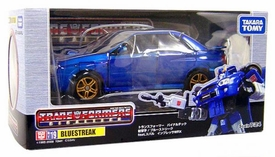 Transformers Takara Binaltech BT-19 Bluestreak Subaru Impreza WRX Die-Cast