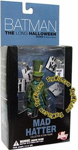Batman DC Direct Long Halloween Action Figure The Mad Hatter