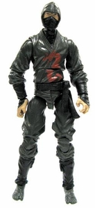 GI Joe 3 3/4 Inch LOOSE Action Figure Dark Ninja [Version 1]