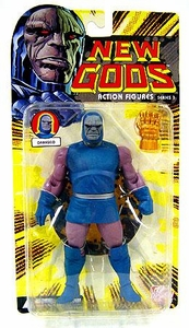 DC Direct New Gods Series 1 Action Figure Darkseid Damaged Package, Mint Contents!