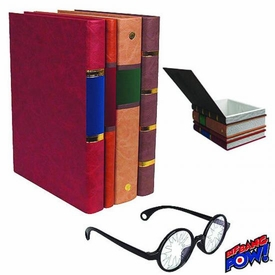 Twilight Zone Replica Henry Bemis Book
