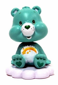 Care Bears Japanese Mini Bobble Head Wish Bear