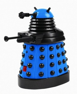 Doctor Who Desktop Patrol Figure Blue Dalek Pre-Order ships April