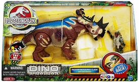 Jurassic Park Dino Showdown Set Pachyrhinosaurus Clash