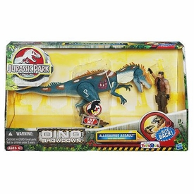 Jurassic Park Dino Showdown Set Allosaurus Assault