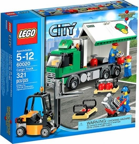LEGO City Set #60020 Cargo Truck
