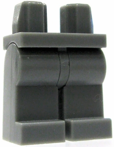 LEGO LOOSE Legs Dark Gray