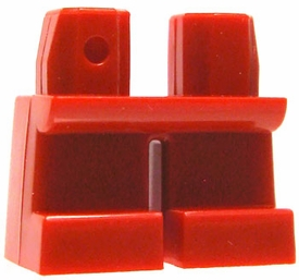 LEGO LOOSE Legs Short Red