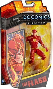 DC Comics Unlimited 6 Inch Series 1 Action Figure Flash [New 52]