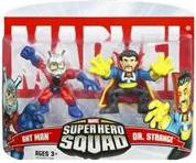 Marvel Superhero Squad Series 5 Mini 3 Inch Figure 2-Pack Dr. Strange & Ant-Man