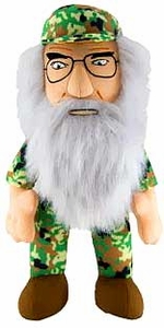 Duck Dynasty 8 Inch Plush with Sound Si