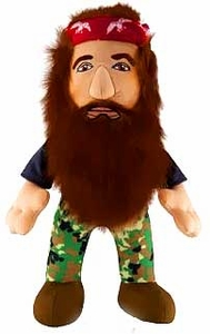 Duck Dynasty 8 Inch Plush with Sound Willy