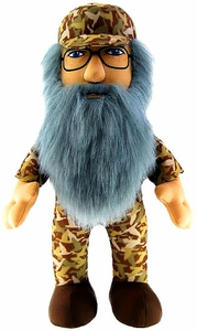 Duck Dynasty 13 Inch Plush with Sound Si