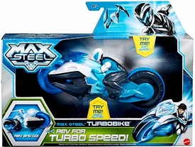 Max Steel Vehicle Turbobike