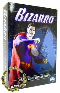 DC Direct 13 Inch Deluxe Collectors Action Figure Bizarro
