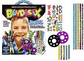 Bendastix Soft Constuction Toy Budz Kit