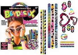 Bendastix Soft Constuction Toy Bandz Kit