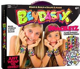 Bendastix Soft Constuction Toy Braceletz Kit