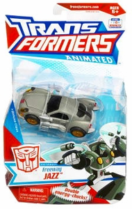 Transformers Animated Deluxe Figure Freeway Jazz